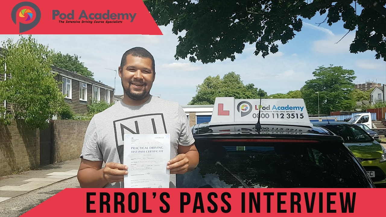 intensive driving courses oxford